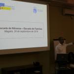 Presentación de 'Escuela de Familias' en el Encuentro MUS-E Magalia 2016