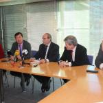 Rueda de prensa de presentación de Escuela de Familias en Fuenlabrada