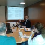 Sesión de inicial en Fuenlabrada son los socios españoles de Escuela de Familias