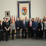 Foto oficial del I Encuentro 'Escuela de Familias' en Fuenlabrada